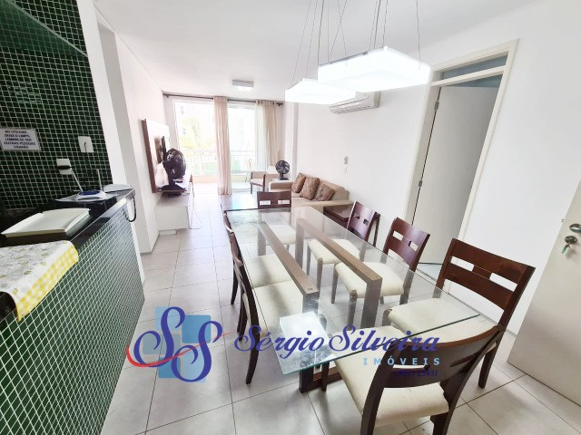 Apartamento no Paraíso das Dunas no Porto das Dunas com 3 suítes - Foto 3