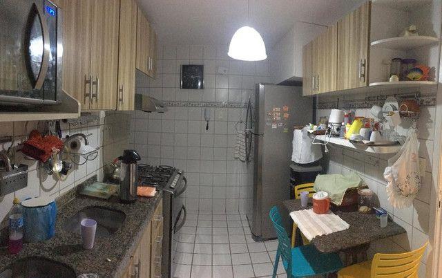 Apartamento na beira mar de Olinda, 3 quartos, móveis planejados, área de lazer - Foto 7