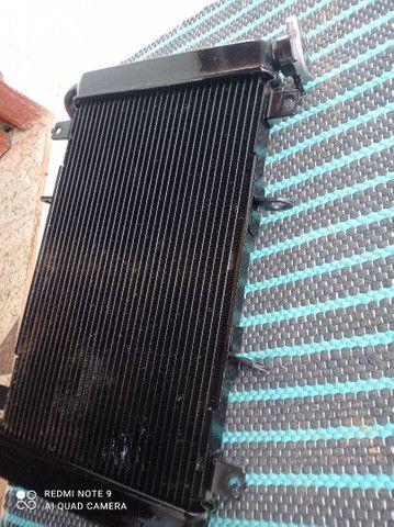 Radiador cb 650 - Foto 6