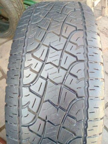 2-pneus 255/65/17 Pirelli scorpion - Foto 3