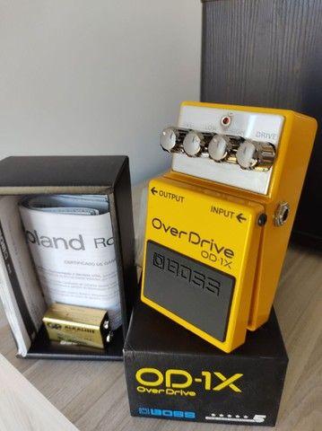 Pedal Boss overdrive OD-1X - Foto 4