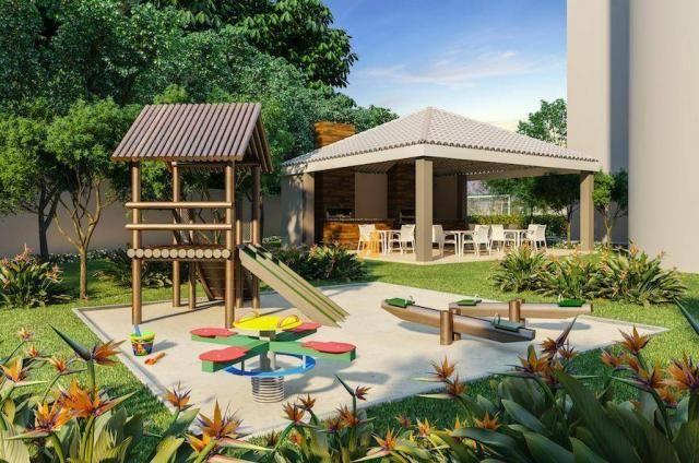 Apartamento com 2 dormitórios sendo 1 suíte à venda, 49 m² por R$ 152.500 - Centro - Euséb - Foto 5