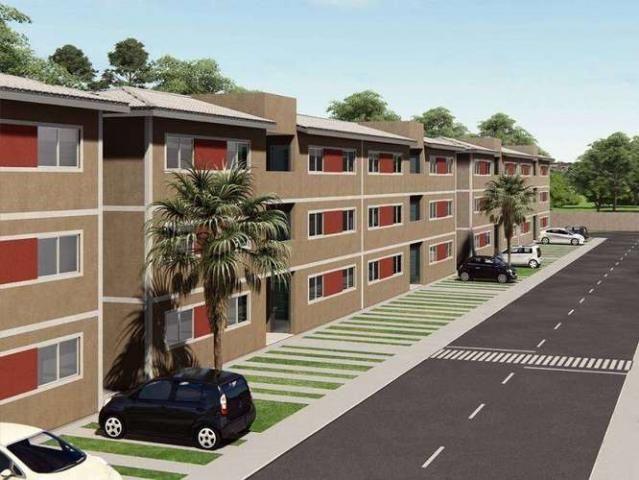 Residencial Alto Maravilha IX - 45 a 47m² - 2 quartos - Luziânia - GO - Foto 11