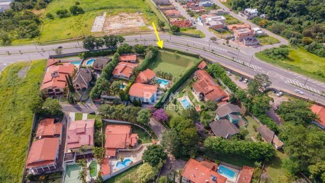 A Casa Azul! Térrea com 3 dormitórios e terreno de 1310m2 à venda no Condomínio Marambaia- - Foto 4