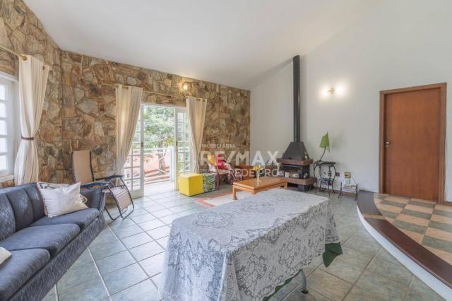 A Casa Azul! Térrea com 3 dormitórios e terreno de 1310m2 à venda no Condomínio Marambaia- - Foto 13