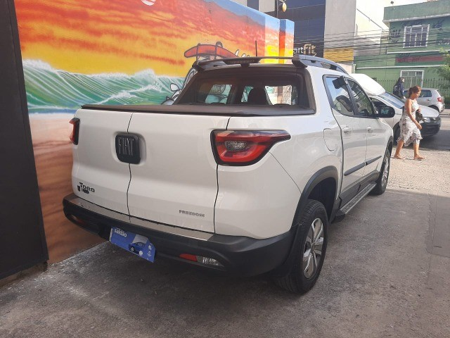 fiat toro 2019 automatico com gnv 69.900 financiado+entrada - Foto 3
