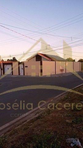 Casa com 3 quartos - Bairro Marajoara em Várzea Grande - Foto 3