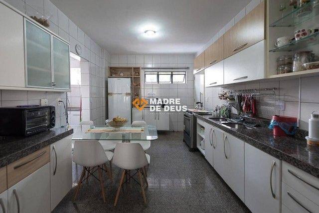 Excelente apartamento nascente, 150 m2, 3 dormitórios, Dionisio Torees Fortaleza Ceará - Foto 15