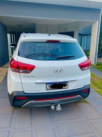 Hyundai Creta 2018 branco completo toooooooooooooop novíssimo  - Foto 2