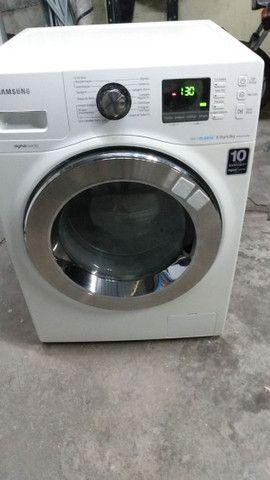 Lava e seca sansung 8 kg - Foto 3