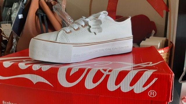 All star original Coca-Cola nunca usado  - Foto 2