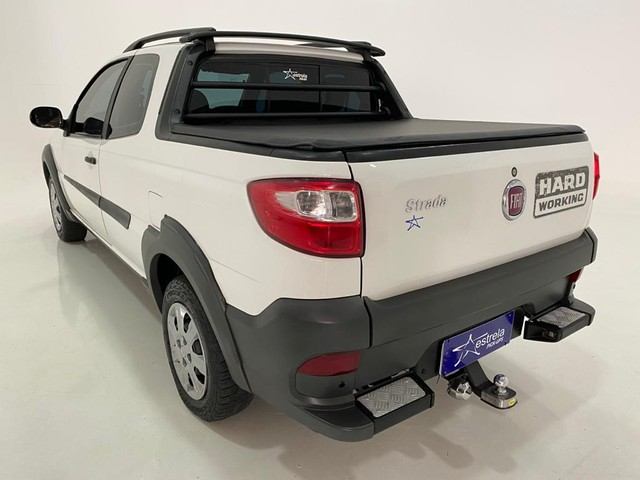 Fiat Strada Hard Working 1.4 (Flex) (Cabine Dupla) - Foto 6