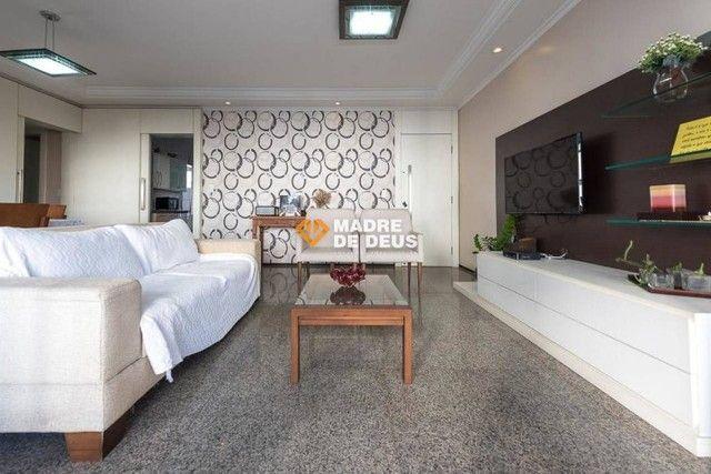 Excelente apartamento nascente, 150 m2, 3 dormitórios, Dionisio Torees Fortaleza Ceará - Foto 6