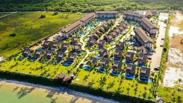 GN-Bangalô mobiliado beira mar de Muro Alto, piscina privativa, 5 quartos. Última unidade - Foto 4