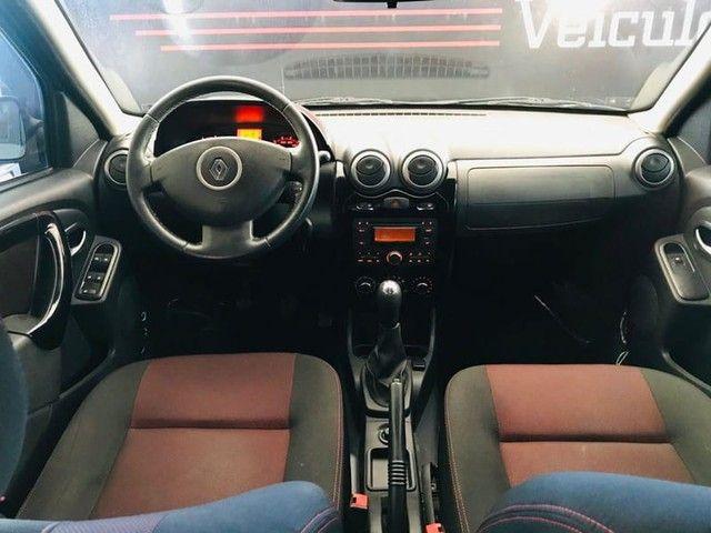 Renault SANDERO 1.6 SL STEPWAY RIP CURL 16V FLEX 4P MANUAL  - Foto 9