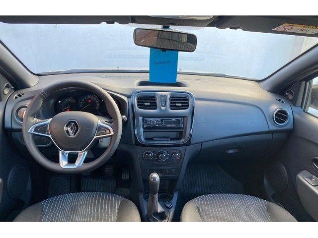 Renault Logan 1.0 12V SCE FLEX LIFE MANUAL - Foto 6