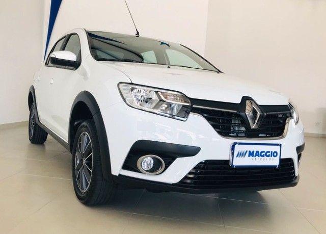 Renault / Logan 1.6 Intense Automático - 2020 - Foto 2