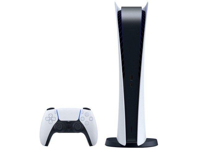 Playstation 5 Midia Fisica - 825GB- Com jogo - Nota Fiscal - Garantia de 12 meses - Foto 4
