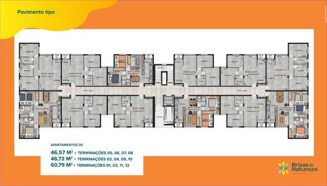Lançamento - Brisas da Natureza 2 e 3 quartos - Canaã - Foto 14