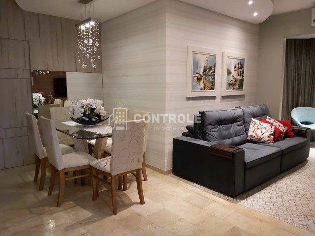 <RAQ> Apartamento 03 dormitórios, 01 suite, 01 vaga, bairro Balneário, Florianópolis. - Foto 3