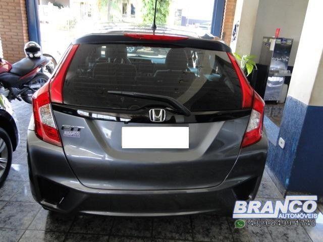 Honda Fit EX/S/EX 1.5 Flex/Flexone 16V 5p Aut. - Foto 4