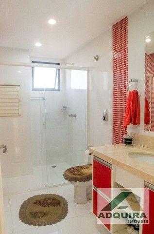 Apartamento com 3 quartos no Edifício Vitória Regia - Bairro Centro em Ponta Grossa - Foto 11