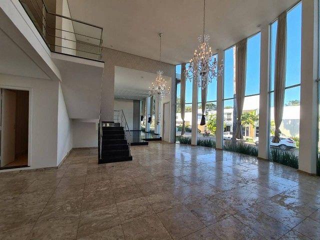 Casa de condomínio sobrado para venda tem 590 metros quadrados com 4 quartos - Foto 12