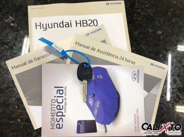 Hyundai hb20s 1.0 unique completo /2019 - Foto 11