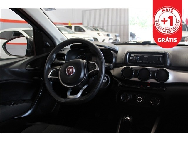 Fiat Argo Drive 1.0 Flex Manual 2020 - Foto 7