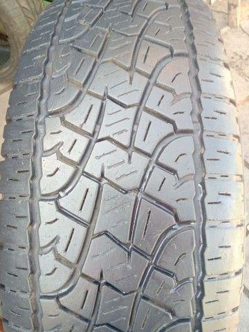 2-pneus 255/65/17 Pirelli scorpion