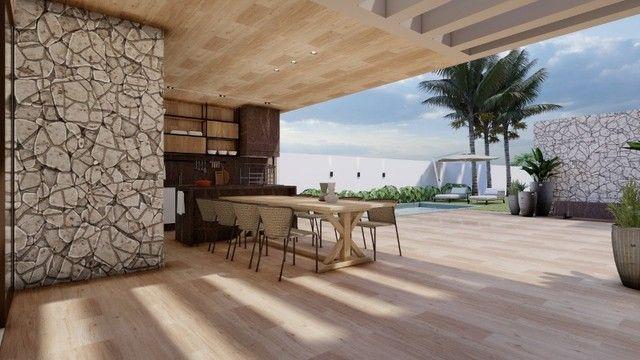 Casa de condomínio Linear 338M² Lote 1.000M² 4 suítes e tudo Mais. Alphaville Lagoa Ingles - Foto 10