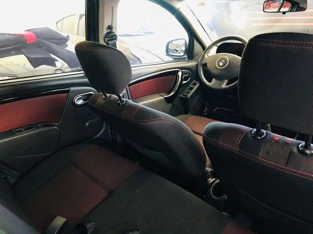 Renault SANDERO 1.6 SL STEPWAY RIP CURL 16V FLEX 4P MANUAL  - Foto 2