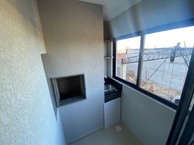 Apartamento 2 dormitórios Mobiliado com Armários Guarda Roupa etc 1 Garagem - Foto 10