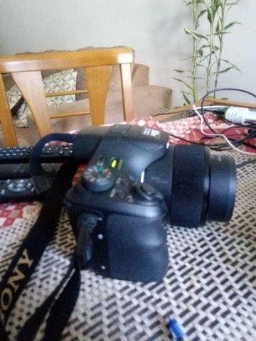 Câmera Sony cyber shot - Foto 2