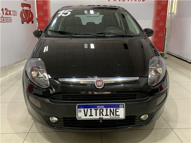 Fiat Punto 2015 1.4 attractive 8v flex 4p manual - Foto 3