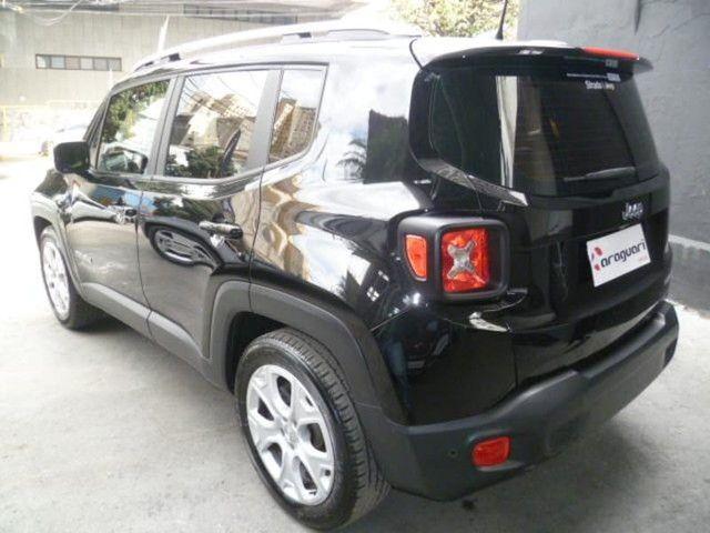 Jeep RENEGADE 1.8 16V FLEX LIMITED 4P AUT - Foto 10