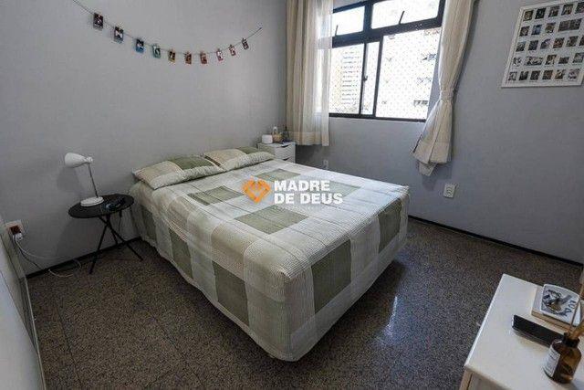 Excelente apartamento nascente, 150 m2, 3 dormitórios, Dionisio Torees Fortaleza Ceará - Foto 8
