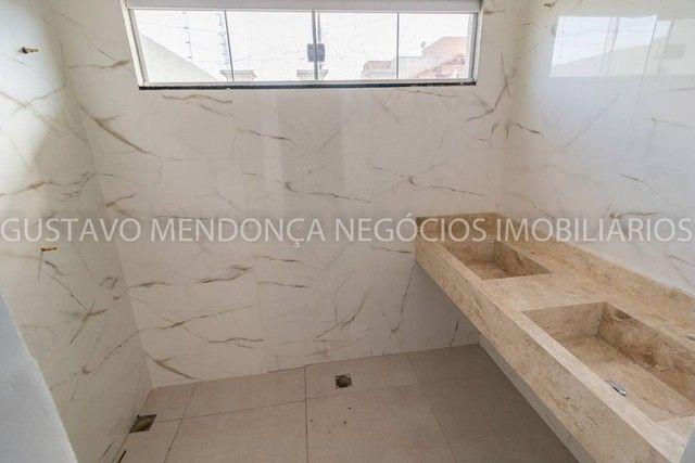 Belíssima casa térrea nova no bairro Rita Vieira 1-  Com duas suites - Foto 16
