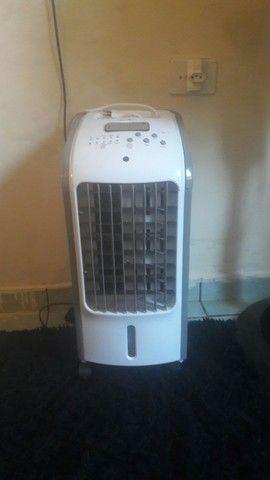 Um climatizador  com nota fiscal - Foto 2