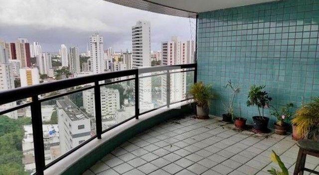 Edf. Costa Azevedo-Aflitos/ 4 Quartos/2 Suítes/Andar alto/Prox ao espinheiro Shopping - Foto 8