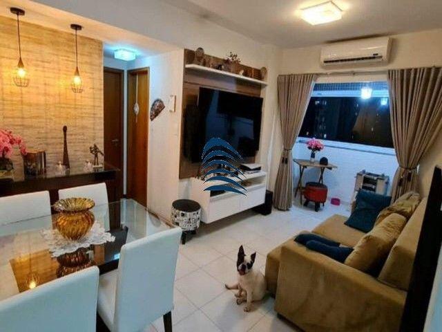 Apartamento 2 quartos sendo 1 suíte na Pituba! Excelente localização, varanda com fechamen - Foto 10