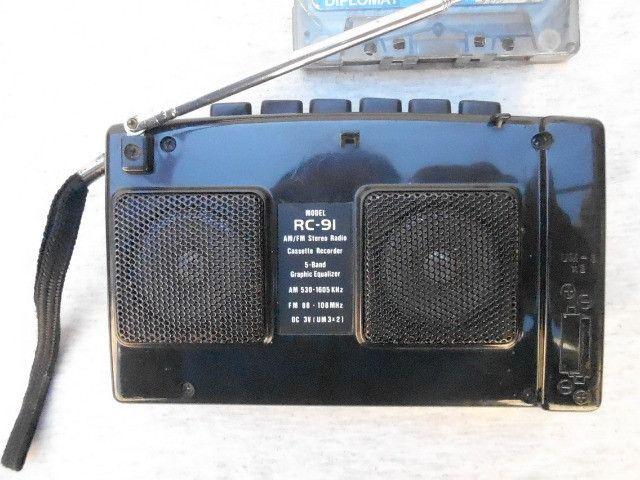 Walkman antigo eurosonic - Foto 2