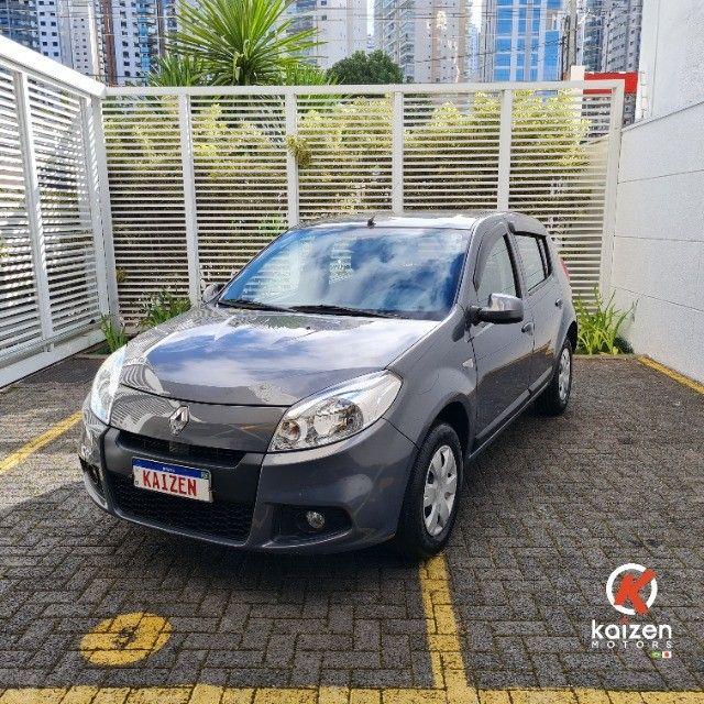 Renault Sandero 1.0 Expression 2013