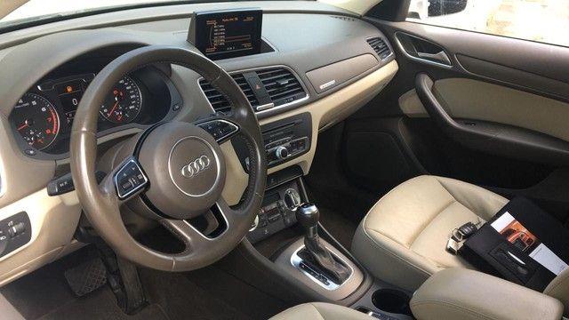 Audi Q3 Branca + Teto + Banco Novíssima  - Foto 2