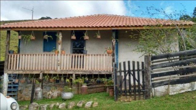 Vendo sítio com 12 hectares (120000m²) localizado em Carvalhos-MG - Foto 2