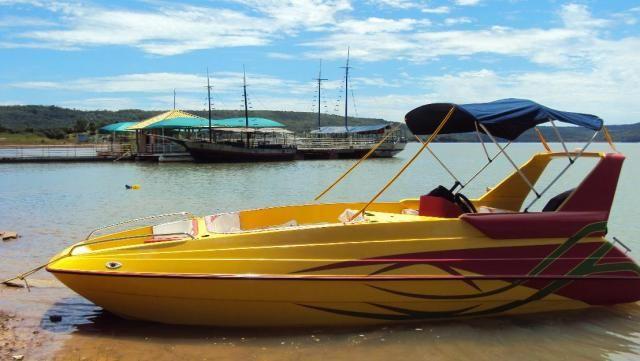 Lancha catamarã cobracat barco flexboat jangada turismo jet ski escuna