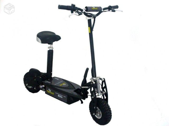 SCOOTER PATINETE ELÉTRICO 800W TWO DOGS