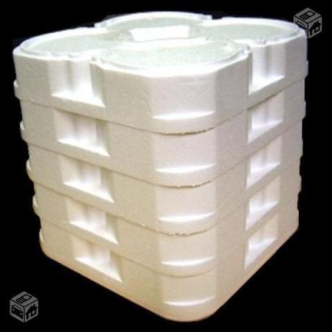 Isopor para marmitex