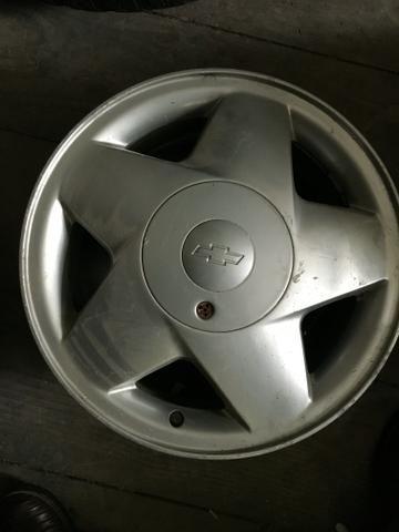 Jg de rodas Calibra originais - Foto 2