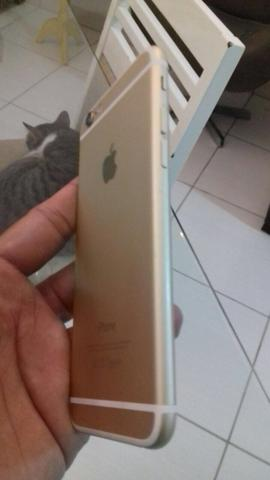 IPhone 6 dourado 16 gb